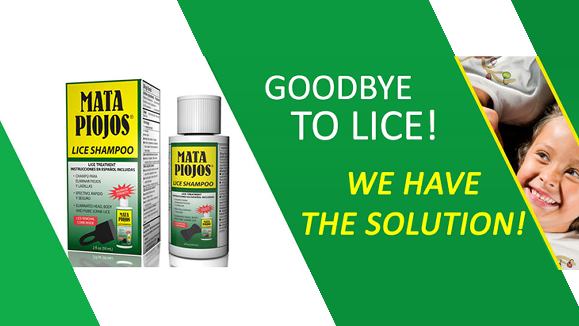 Good Bye to Lice
